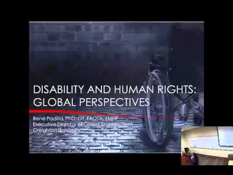 Disability and Human Rights: Global Perspectives (Padilla) - AM