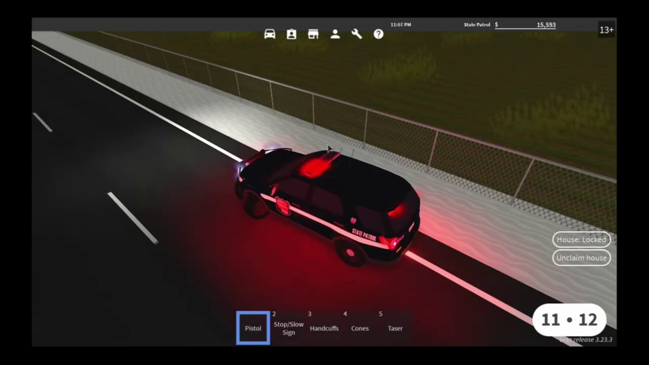 Being A Police Officer In Roblox Greenville Youtube