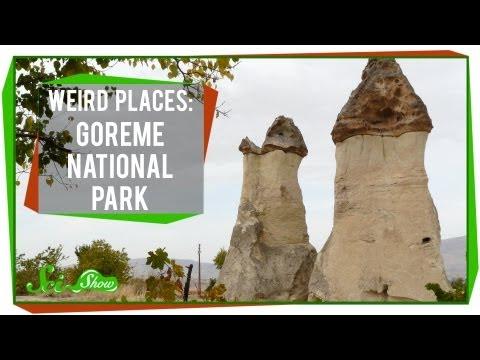 Weird Places: Göreme National Park