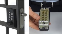 Code Changing The Gatemaster Select Pro Digital Gate Lock