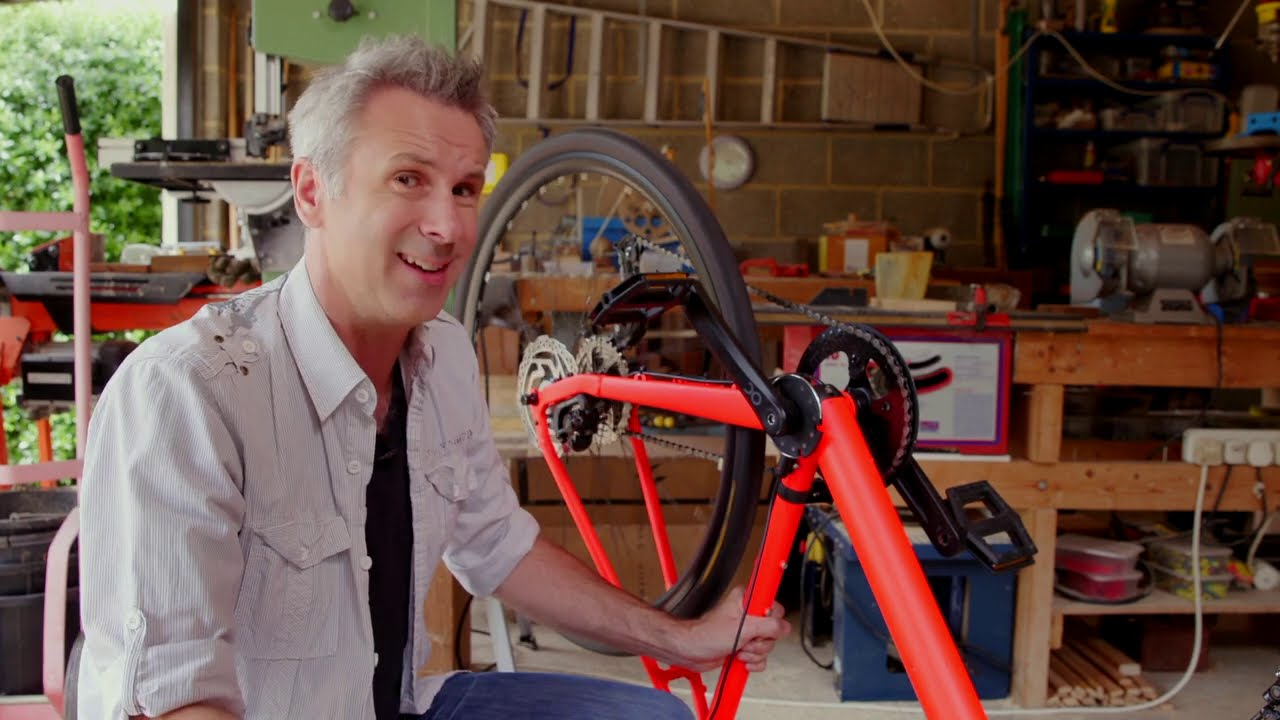 How To Turn Your Bike Electric - BBC Click