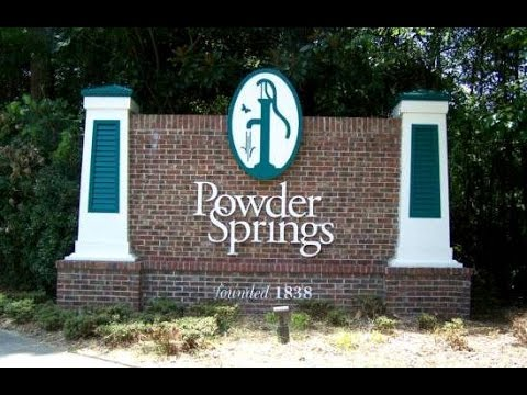 Living in Powder Springs - Live the Life Series