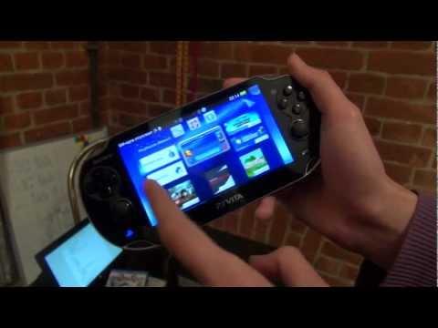 Выбор геймера - обзор Playstation Vita от Droider.ru
