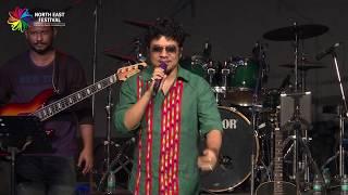 "Papon Sings ""Tu Jo Mila"" - North East Festival 2018, New Delhi"