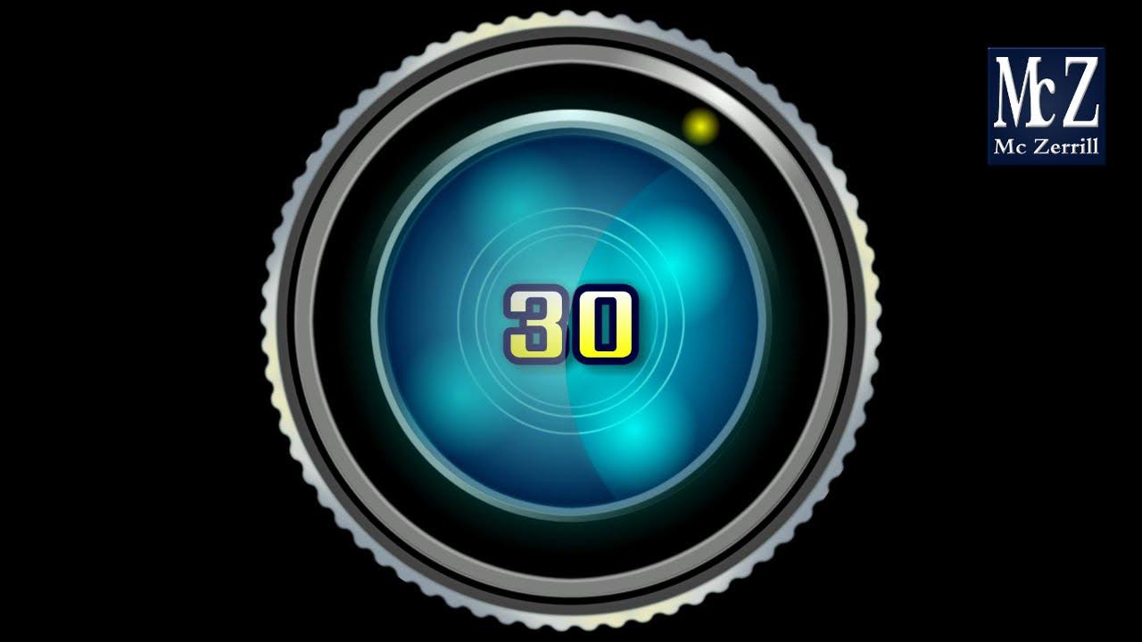 Conto alla rovescia 30 secondi - 30 seconds countdown ...