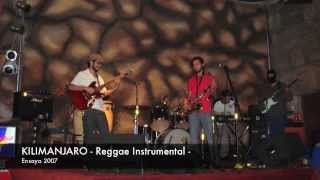 Kilimanjaro reggae instrumental ensayo