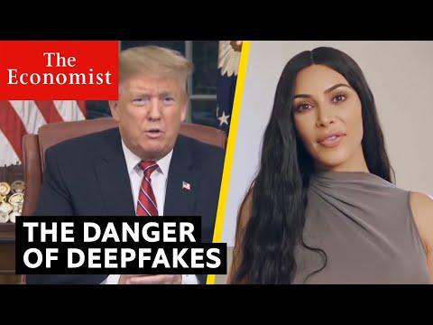 Could deepfakes weaken democracy?   The Economist