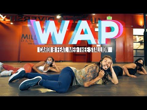 Cardi B – WAP feat. Megan Thee Stallion | Hamilton Evans Choreography