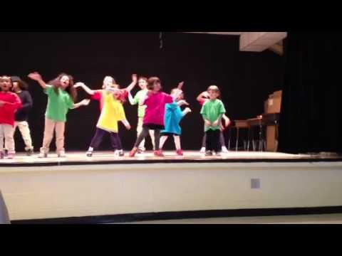 Teasley Elementary School - Play - Annie