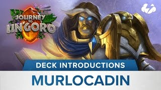 Hearthstone Deck Introductions: Murlocadin