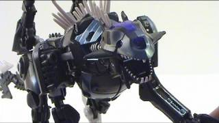 Video Review of Transformers Revenge of the Fallen movie toy; Ravage