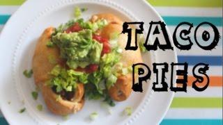 Taco Pies-beyond Meat #15schef