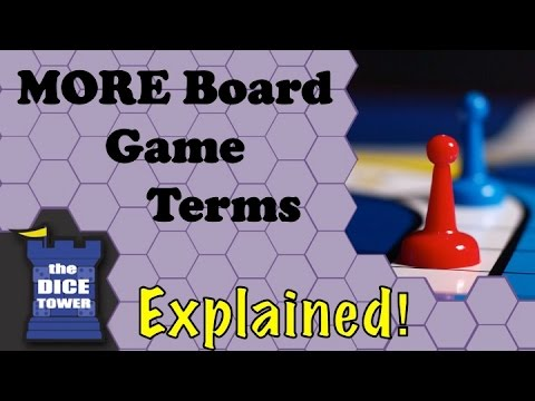 Card Game Terminology