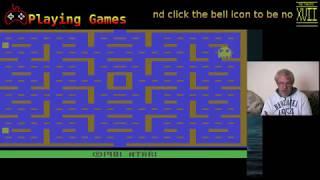 Network 17 Playing Games   Episode 3   Atari 2600 Games