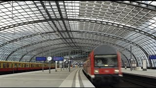 شاهد ما فعلة المهندس المصري / هاني عازر مصمم محطات قطار برلين ب المانيا التي ابهرت العالم