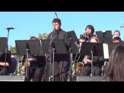 Hermiston High School Jazz Band 12/29/15 Part 2 @ Sea World