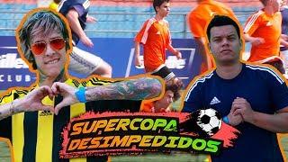 PUTA QUE PARIU, É O MELHOR GOLEIRO DO BRASIL - #SUPERCOPADESIMPEDIDOS 05