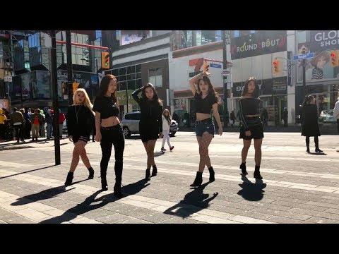 [KPOP PUBLIC DANCE] Red Velvet (레드벨벳) \
