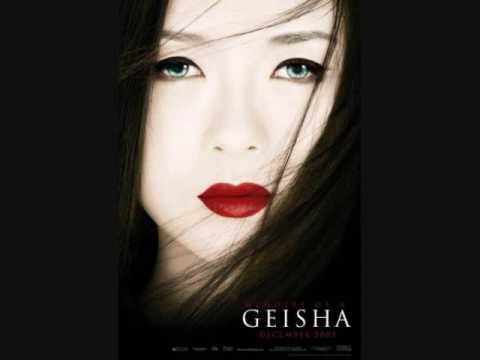 Memoirs of a Geisha Soundtrack-06 Becoming a Geisha