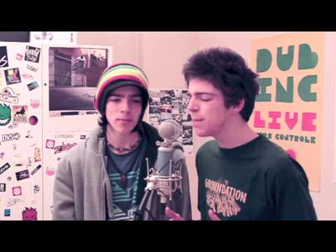 Dub Silence - Hits from the Bong freestyle record