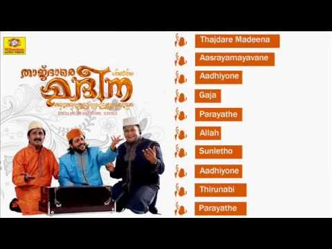 Malayalam Mappila Songs | Tajdare Madeena | Muslim Devotional Songs | Audio Jukebox