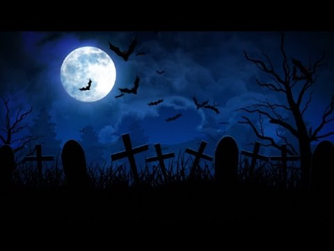 Creepy Music Dark Cemetery Youtube