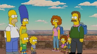 Die Simpsons Fland Canyon Staffel 27 Episode 19