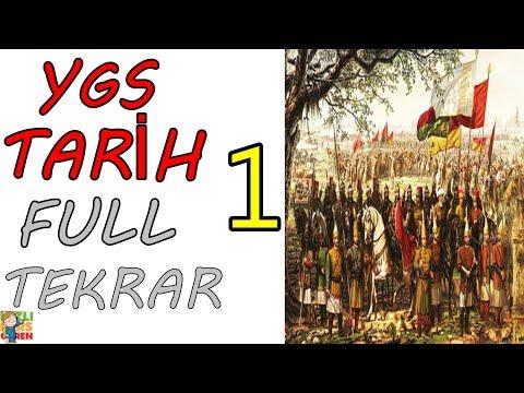 5 min YGS History (30 GUARANTEED NET) 1.Bölüm
