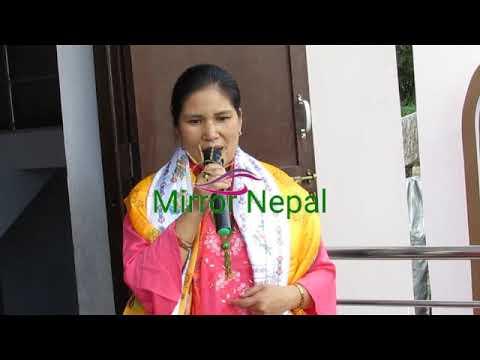 #Magar Song Jhumka Was Opening ceremony. झुम्का वास उत्घाटनको क्षन  