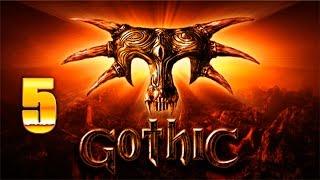 Gothic Прохождение На Русском Без Комментариев Часть 5 - Рецепт для Декстера