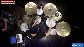 Benny Greb: Groove Drum Solo