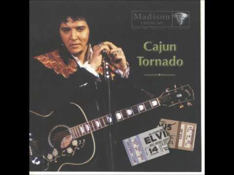 Elvis Presley Cajun Tornado Liberated Bootleg