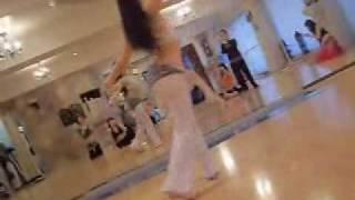 Samia Bellydance Workshop (Nancy Ajram - Ah We Noss)