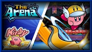 Kirby Super Star Ultra: The Arena (Cutter)