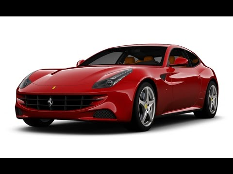 2012 Ferrari Ff Interior