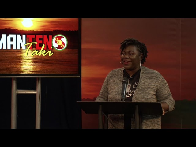 Nesto Josafath brengt gospel nummer uit MMANTEN TAKI 14 mei 2021