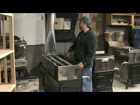Cdl hobby evaporator