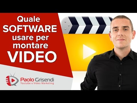 Quale Software Usare Per Montare Video