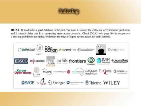 Fake Impact Factor Journals List | Open Access Journals
