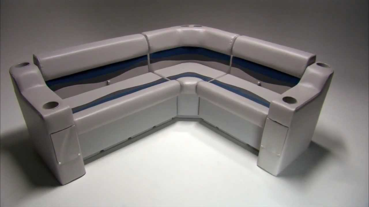 Deckmate Classic Pontoon Boat Seats Furniture Youtube