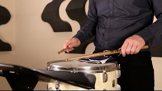 TMEA 2015 Percussion All-State Music: Snare Drum Etude