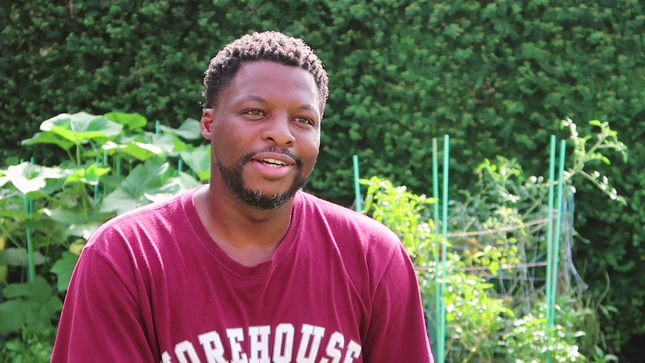 HOW DOES YOUR GARDEN GROW? An interview with Jay Daniels