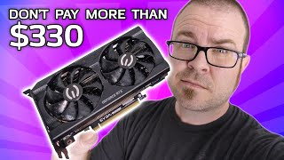 RTX 3060: There's a reason it's supposed to cost $330