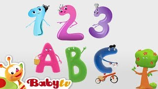 Скачать ABC And Numbers Song Collection For Kids BabyTV