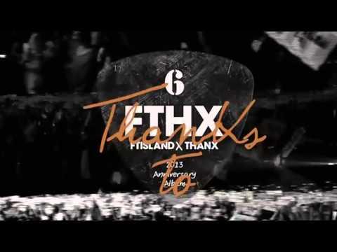 FTISLAND - THANKS TO [FULL ALBUM]
