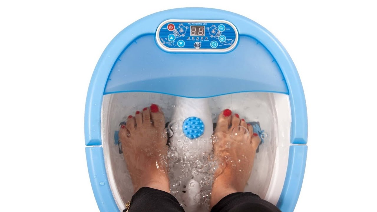 Image result for PIBBS Foot Bath Massager