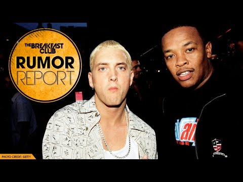 "Dr. Dre: ""Eminem and I Recorded 'My Name Is' The First Time We Met"""