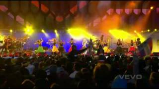 Shakira - Hips Don't Lie - 2010 FIFA World Cup Kickoff Concert