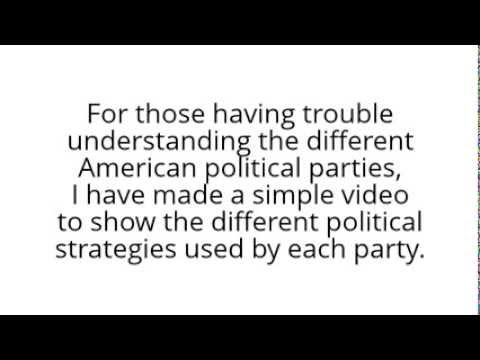 The Political Parties Explained