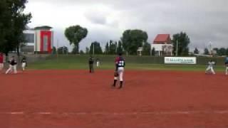 Россия-Чехия. Бейсбол. Брест.